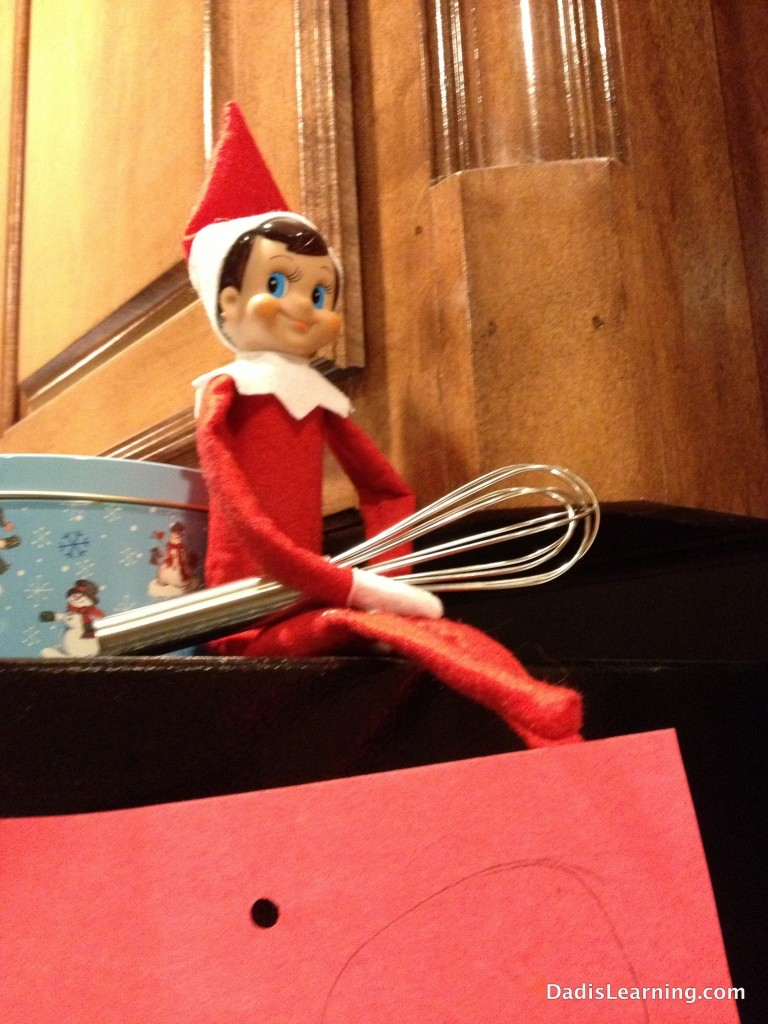 Elf on the Shelf Cook