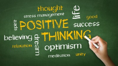 Power Of Positive Thinking Dad Is Learning
