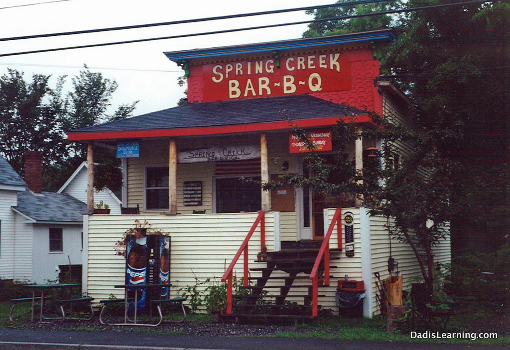 Spring creek barbeque discount coupons