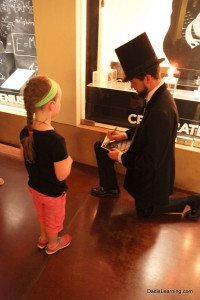 fort worth museum abraham lincoln