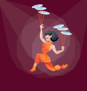 Juggling all the tasks of life can be a lot like a performer spinning plates.  Keeping everything moving and balanced is a real challenge.  Don't let your finances be the plate that comes crashing to the ground.