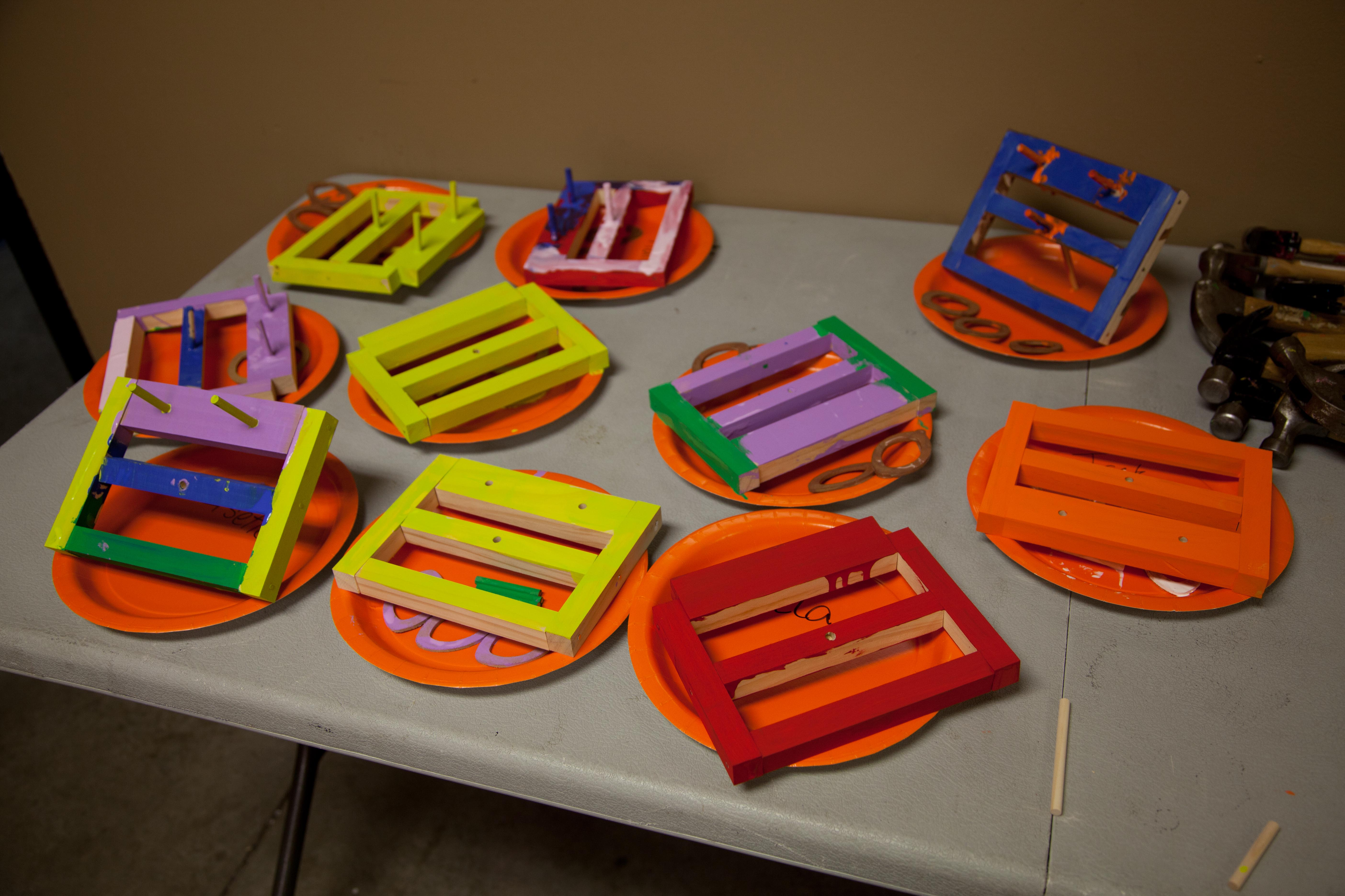Home Depot Kids Workshop Craft